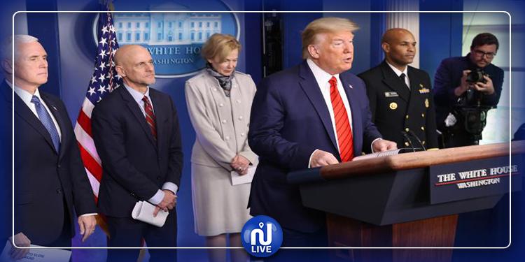 الرئيس الأمريكي يُلغي تشريعا خاصا بفيروس كورونا