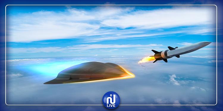 أمريكا تُطلق بنجاح صاروخ أسرع من الصوت 5 أضعاف