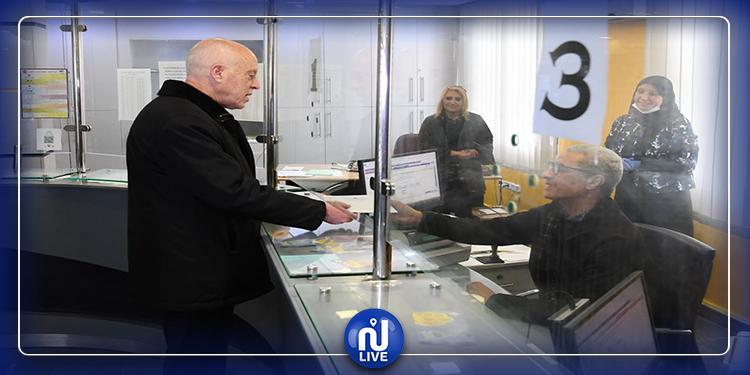 رئيس الجمهورية يتبرع لصندوق مجابهة فيروس كورونا (فيديو)