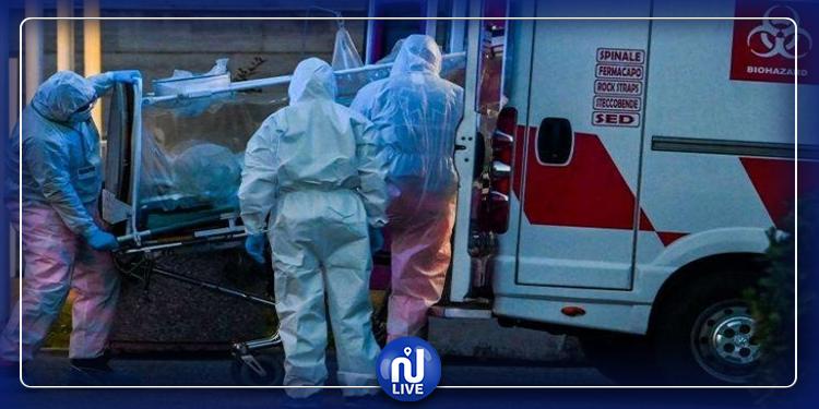 فيروس كورونا يقتل 766 شخصا في ايطاليا خلال يوم