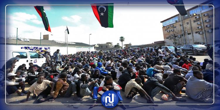 الأمم المتحدة تندد بطرد 1400 مهاجر ولاجئ في ليبيا