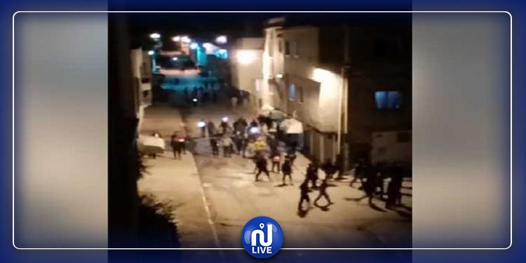 نعسان- بنعروس: تكبير وتحريض السكان على خرق حظر التجول ليلا
