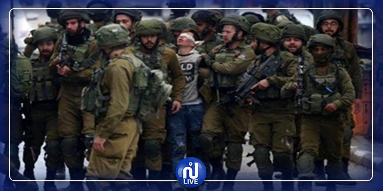سلطات الاحتلال تعتقل 357 فلسطينيا