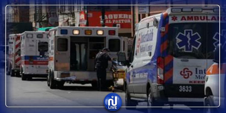 وفاة 731 شخصا بفيروس كورونا في نيويورك