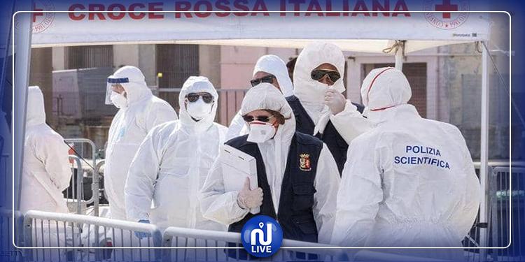 مسؤول أممي: الإصابات المؤكدة في ايطاليا قد تصل 12 مليون