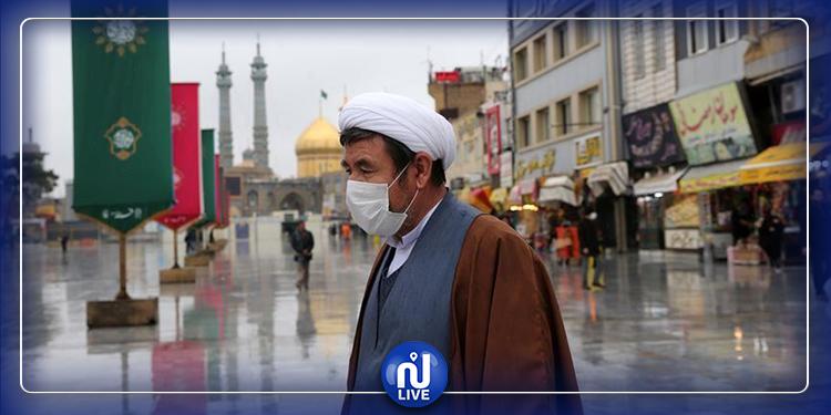 وفيات كورونا في إيران تقترب من الـ 8 آلاف