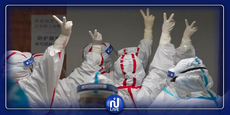 تحيين: ارتفاع حالات الشفاء من فيروس كورونا في 5 ولايات