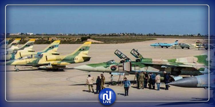 ليبيا: حكومة الوفاق تسيطر على قاعدة الوطية الجوية