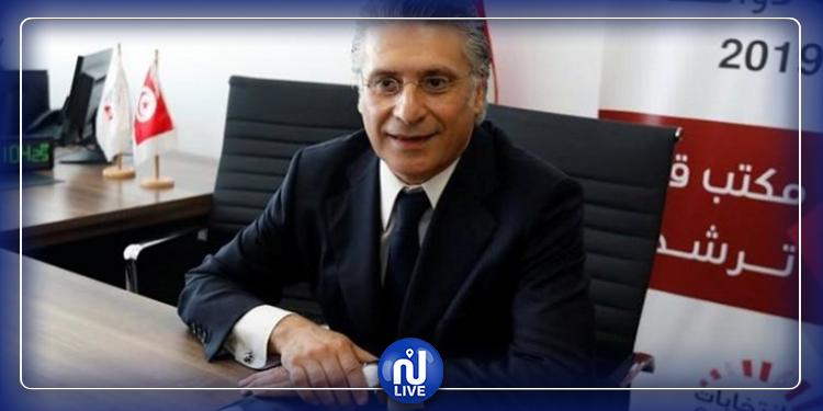 نبيل القروي: قلب تونس ربح الانتخابات بالضربة القاضية