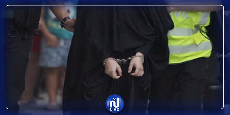 مساكن: القبض على فتاة من أجل الانتماء إلى تنظيم إرهابي