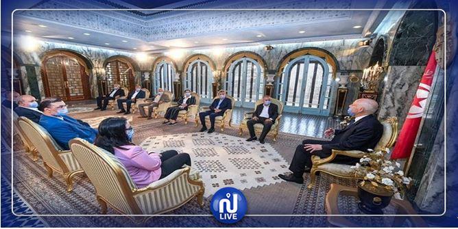 Le Président de la République et l'UGTT appelle à soutenirles institutions publiques