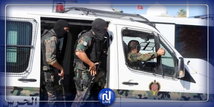 الحرس الوطني يداهم منزل مروّج مخدرات بحي التضامن
