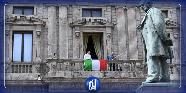 كورونا: إيطاليا تسجل أدنى خسائر منذ 9 مارس الماضي