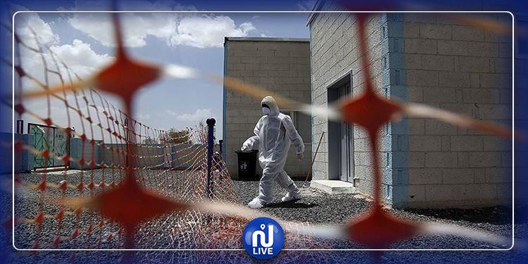 600 وفاة بفيروس كورونا في الجزائر