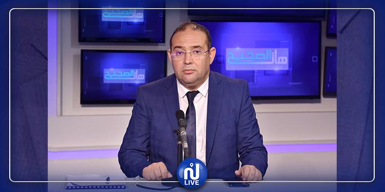 سيف الدين المرغني: 200 عائلة يتحكمون ويسمسرون في 12 مليون تونسي (فيديو)