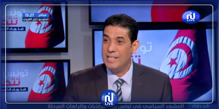 طارق الفتيتي: صندوة الزكاة تمرد على الدولة والنهضة في أضعف حالاتها