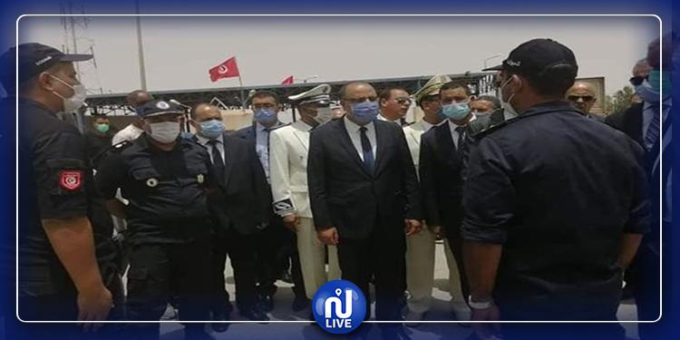 وزير الداخلية: نتابع باستمرار الأوضاع في ليبيا
