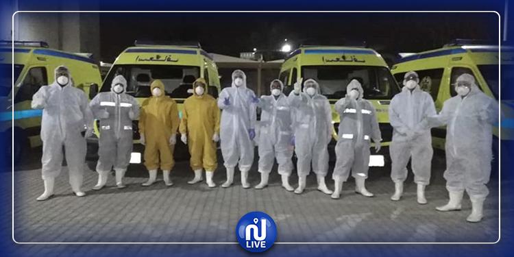 حصيلة وفيات الأطباء بفيروس كورونا في مصر