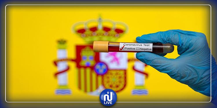87 وفاة جديدة بفيروس كورونا في اسبانيا