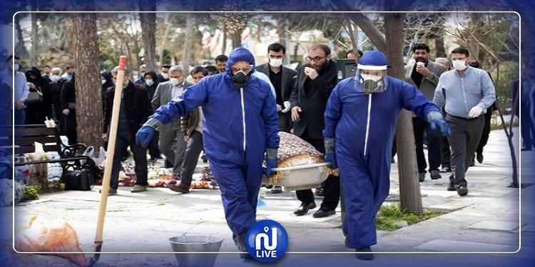 وفيات كورونا في إيران ترتفع إلى 6277