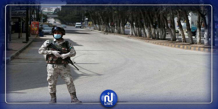 السلطات الأردنية تفرض حظر التجول