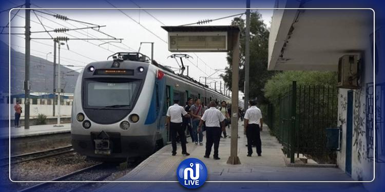 التوقيت الجديد لقطار المسافرين 'تونس-طبربة'