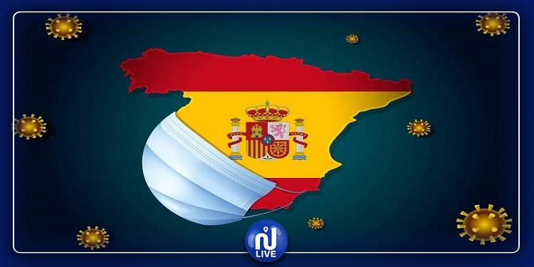 وفيات كورونا في اسبانيا تصل 26229