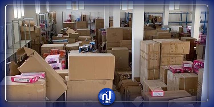 حجز 2800 قطعة من ألعاب الأطفال في أريانة