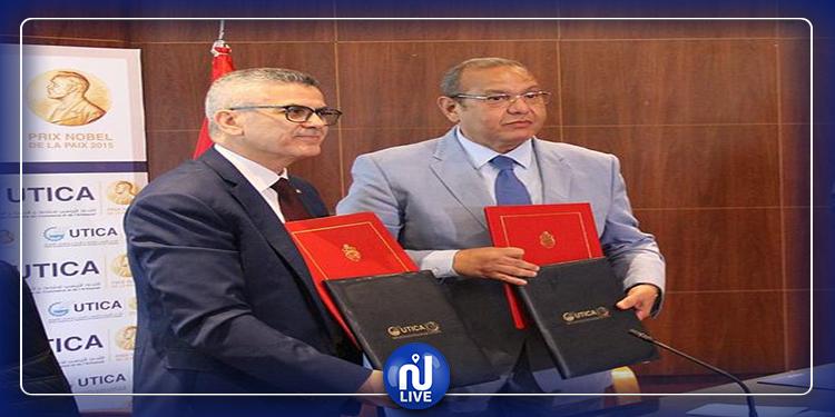 تشغيل حاملي الشهادات.. اتفاقية بين وزارة التعليم العالي واتحاد الأعراف