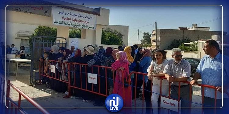 سليانة: إجراءات وقائية مشددة مع انطلاق امتحانات ''السيزيام''