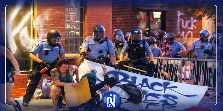 السلطات الأمريكية تعتقل 4 آلاف شخص خلال الاحتجاجات