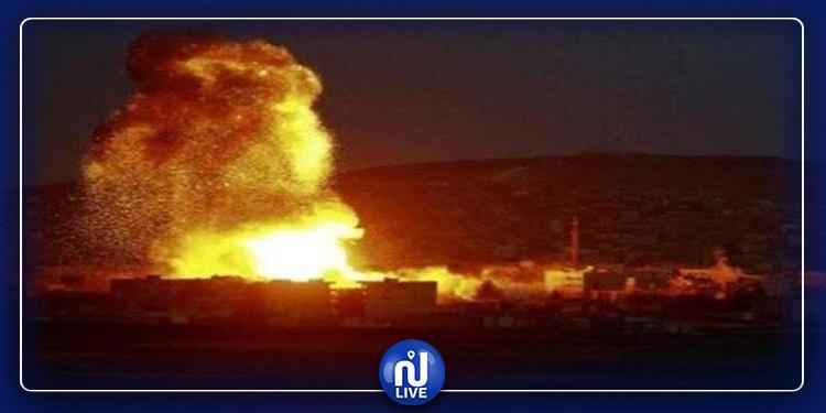 انفجارات بمركز طبي إيراني تخلف خسائر