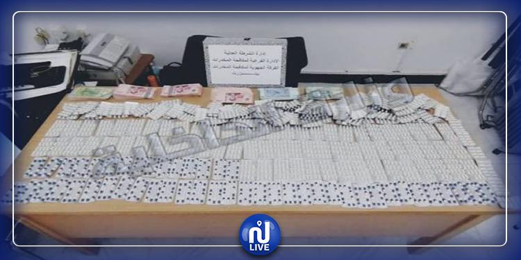 تفكيك شبكة مخدرات: القبض على صاحبة صيدلية بتونس العاصمة