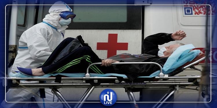 10 آلاف وفاة بفيروس كورونا في روسيا