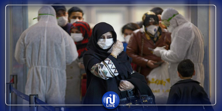 وفيات كورونا في إيران تتجاوز الـ 10 آلاف
