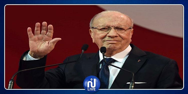 حافظ السبسي: ''لا خيار لنا غير ترشيح الباجي قائد السبسي للرئاسة''
