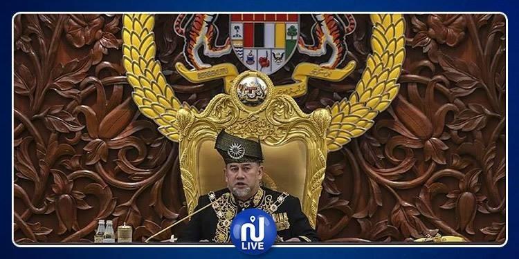 محمد الخامس يتنحى عن منصبه