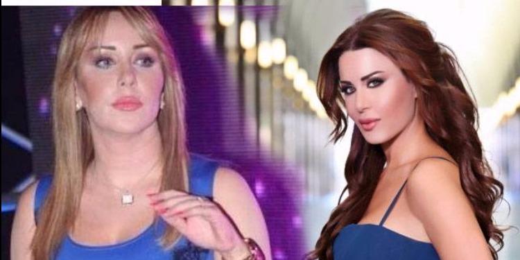 عفاف الغربي توبّخ فنانة لبنانية على المباشر وتطردها من الاستوديو (فيديو)