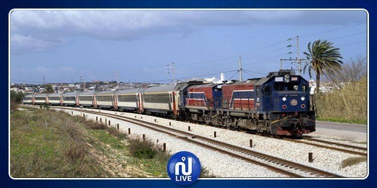إستئناف حركة سير القطارات بصفة عادية على الخط تونس-قابس