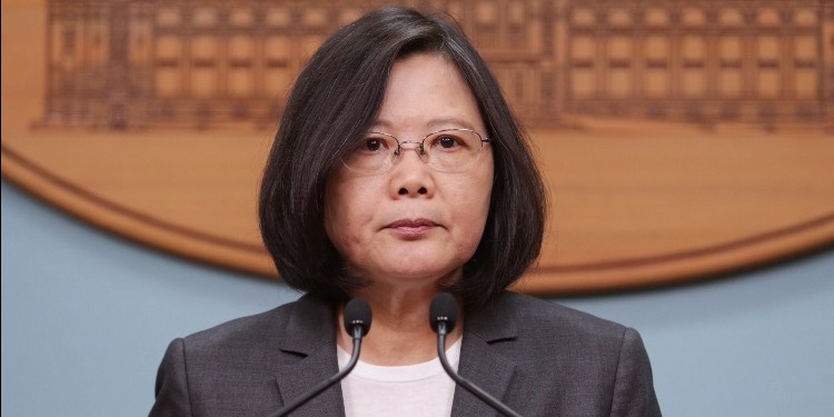 تايوان: استقالة وزير الاقتصاد بعد انقطاع التيار الكهربائي ورئيسة البلاد تعتذر من الشعب