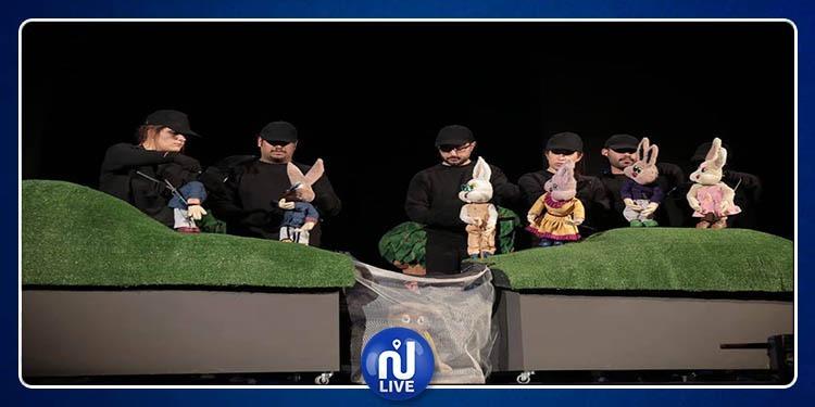 عرض تونسي قطري في مهرجان نيابوليس الدولي لمسرح الطفل (صور)