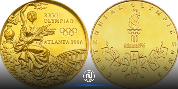 بعد أن سُرقت في 2017: العثور على ميدالية أولمبية ذهبية على قارعة الطريق