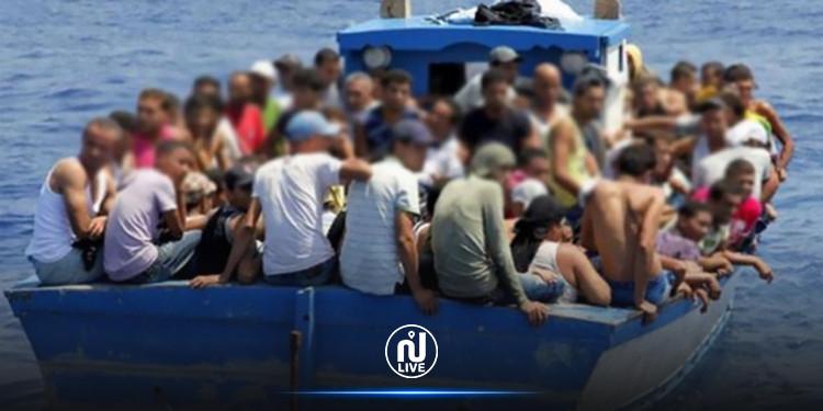 الداخلية: احباط هجرة غير نظامية لـ23 شخص بين صفاقس والمهدية