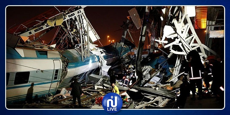 Turquie: Un TGV déraille à Ankara, 7 morts et 40 blessés…