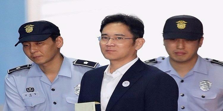 خمس سنوات سجن في حق نائب رئيس شركة ' سامسونغ '