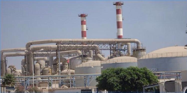 فتح مدخل مشروع الوحدة النهائية لغاز الجنوب بقابس