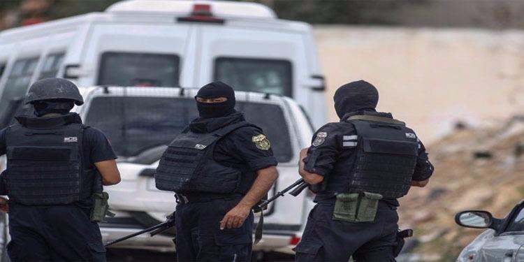 سوسة :  حملة أمنية واسعة والقبض على 81 من المفتش عنهم