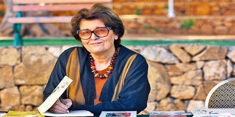وفاة الأديبة اللبنانية إميلي نصر الله