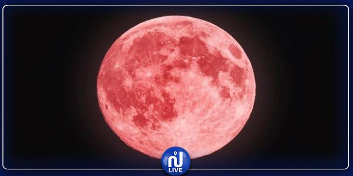 Pleine Lune des Fraises, le 5 juin