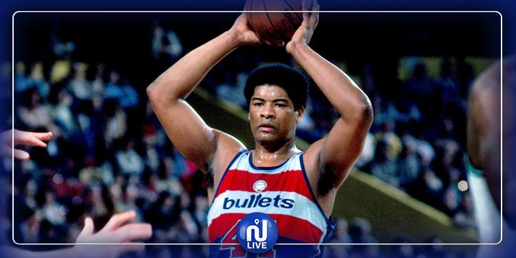 Décès de la légende de la NBA, Wes Unseld